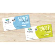 HerbArting Ajándékutalvány 5000 Ft és 10000 Ft