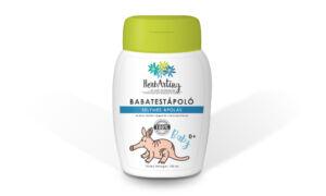 HerbArting körömvirágos babatestápoló 100 ml