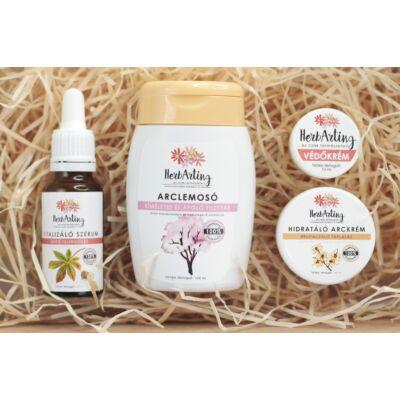 HerbArting Téli arcápoló csomag