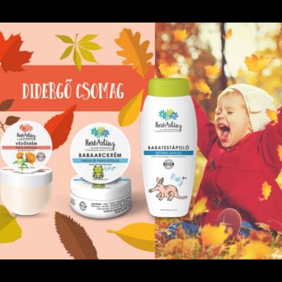 HerbArting Didergő termékcsomag