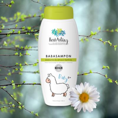 HerbArting babasampon koszmó ellen 250 ml