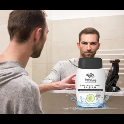 HerbArting borotválkozás utáni balzsam 100 ml
