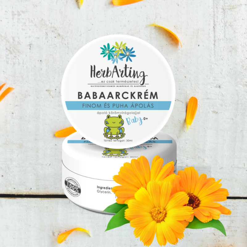HerbArting babaarckrém 30 ml